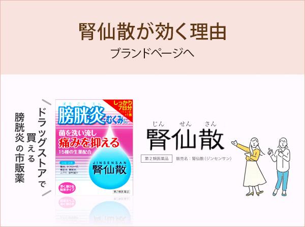 膀胱 炎 市販 薬 腎 仙 散 口コミ