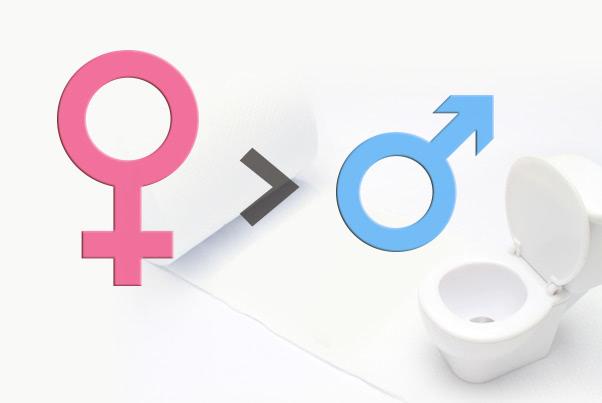 女性は便秘になりやすい。原因を知り、しっかり対策