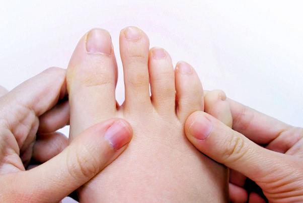 膀胱炎にツボ押し。再発防止と予防におススメ8つ